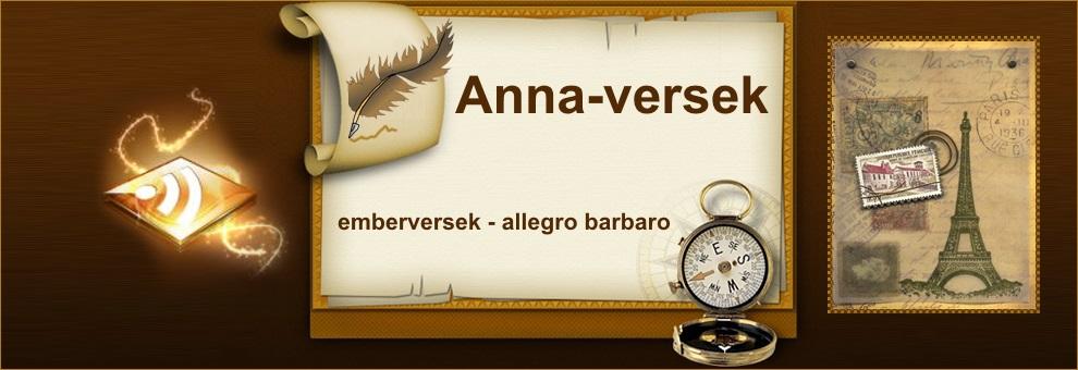Anna-versek